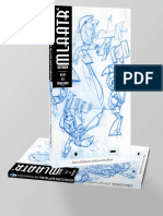 """""""The MLaaTR Sketchbook"""" 2nd Edition 2019"""