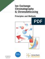 Handbook for Ion Exchange Chromatography