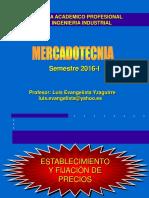 Mezcla MK Precio