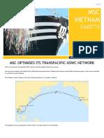 Msc Vietnam Gazette Issue 3