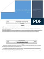 Plan de Estudios Humanidades Lengua Castellana 2018