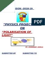Polarisation by Dhananjayshukla