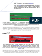 Swords of Muhammad S.A.W.