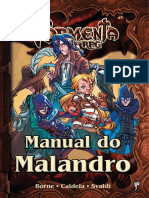 Tormenta RPG - Manual do Malandro - Biblioteca Élfica.pdf