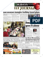 San Mateo Daily Journal 12-25-18 Edition