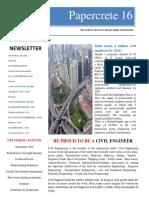 2016 -17 Newsletter