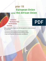 EU and the AU