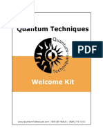 Welcome to quantum techniques