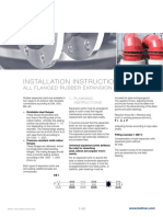 BELLOW Installation Instruction UK