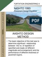 Aashto Design