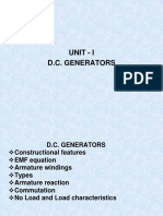 Introduction to DC Generator
