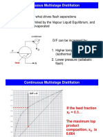 4. From Flash to Multistage Distillation