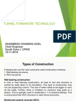 0.Tunnel Form Technology-Case Study