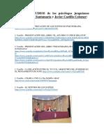 Vídeos y audios - Enrique Galán Santamaría y Javier Castillo Colomer