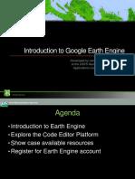 Module2 Intro Google Earth Engine Presentation