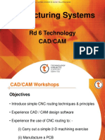Cadcam Routing Ppt
