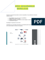 Resumo Segurança Wireless