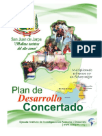 A. Plan de Desarrollo Concertado Jarpa 2012 Al 2022