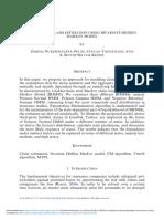 Aggregate Claim Estimation Using Bivariate Hidden Markov Model