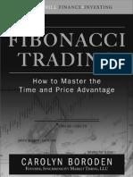 Fibonacci Trading, còmo buscar ventajas