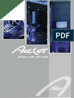 Catalogo Accent 2010