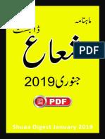 Shuaa Digest January 2019