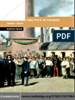 Roger Price - People and Politics in France, 1848-1870 (New Studies in European History) (2004)