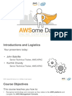 1. AWS Introduction and History