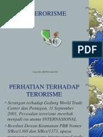 Tindak Pidana TERORISME.ppt