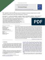 A Longitudinal Study of Semantic Memory Impairment In