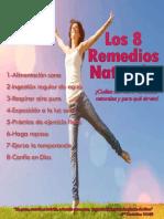 Revista 8 Remedios Naturales