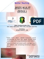 ABSES KULIT(BISUL)