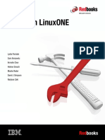 Oracle on Linux one Sg248384
