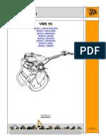 JCB VMS55 Mini Road Roller Service Repair Manual SN 1401000 to 1401999.pdf
