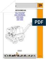 JCB VMD70 Double Drum Walk Behind Roller Service Repair Manual SN1601000 to 1601999.pdf