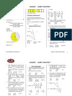 Razonamiento Matematico Segundo Año Fracciones