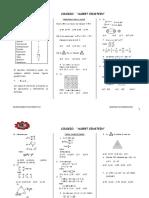 Razonamiento Matematico Operadores Segundo de Secundaria