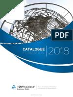 Tuv Rheinland Catalogue Formation