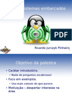 linux e sistemas embarcados