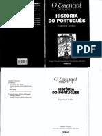 16 O Essencial sobre a Historia do Portugues.pdf