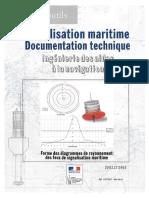 Forme Des Diagrammes de Rayonnement Des Feux de Signalisation Maritime