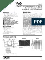 XL6009 DC DC Converter Datasheet