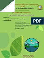 Ciclos Biogeoqimicos