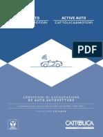 Cattolica&Motori Condizioni RC Ed. 12.2018