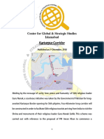 Kartarpur Corridor and Its Geo-strategic Importance