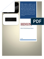 Review Hdium Duo Pvr