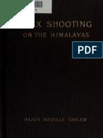 Taylor_Ibex shooting on the Himalayas