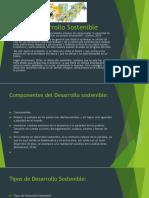 El Desarrollo Sostenible Diapositivas [Autoguardado]