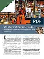 El Sistema Alimentario Mundial. Principales Tendencias y Efectos Sobre Los Sistemas Alimentarios Locales