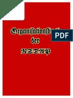 Ley, Robert - Organisationsbuch Der NSDAP